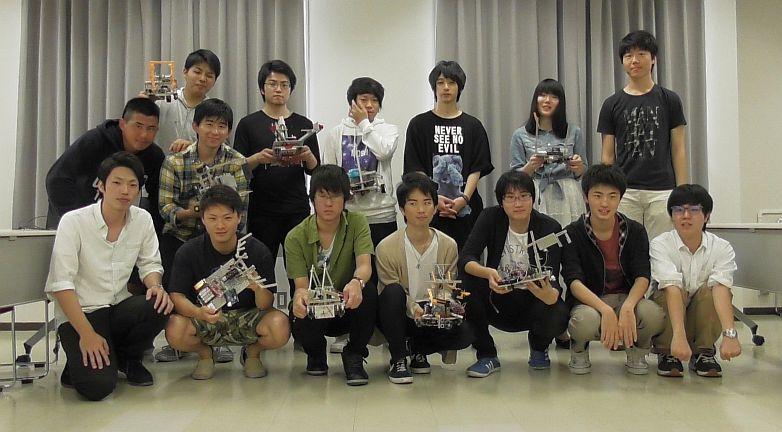 Hirai lab  and Nokata lab  Robot Contest | Department